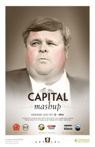 The Capital Mashup